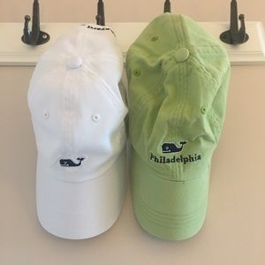 Pair of Vineyard Vines Hats